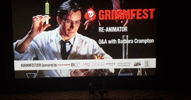 Re-Animator Grimmfest Review
