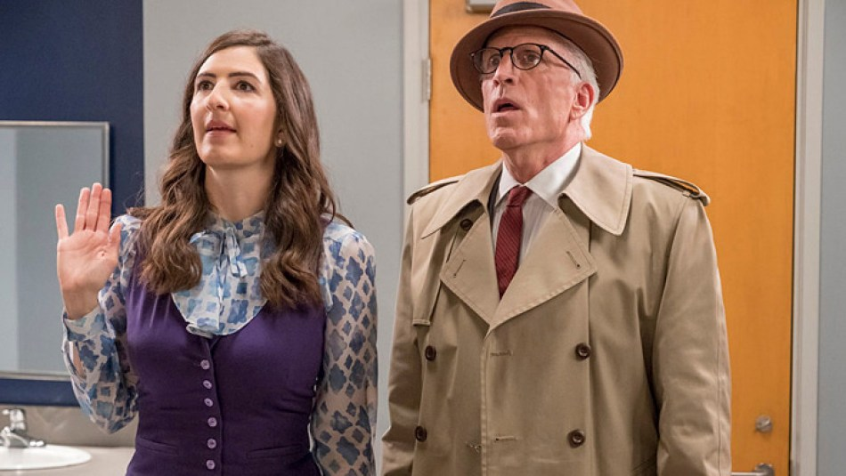 The Good Place - Season 3 - Episode 2 - The Brainy Bunch - Netflix - Recap