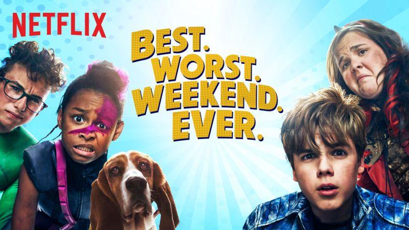 Best Worst Weekend Ever Netflix Review