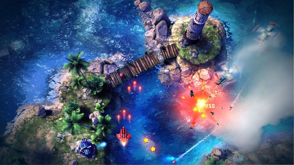 Sky Force Anniversary Review