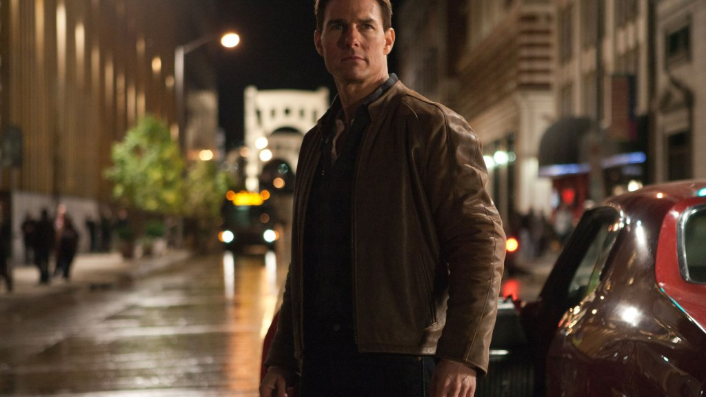 Who should be the next Jack Reacher