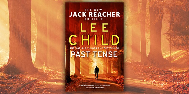 Past Tense Lee Child Review