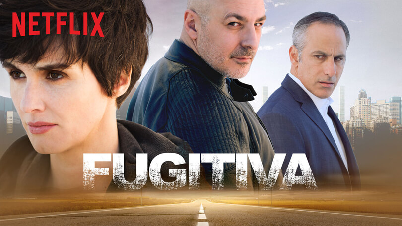 Fugitiva - Netflix Spanish Original Series - Review