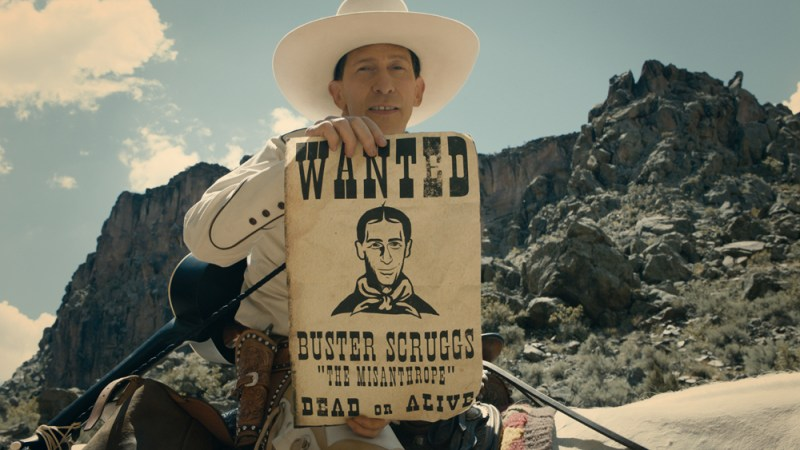 The Ballad of Buster Scruggs Review