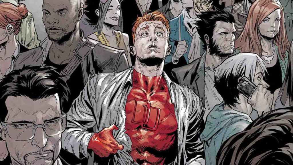 Marvel Knights 20th #1 Review