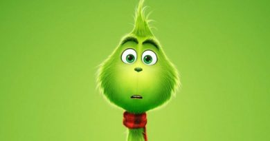 The Grinch 2018 Review