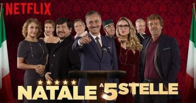 5 Star Christmas - Natale a 5 stelle - Netflix Film Review