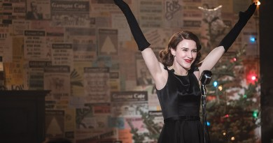 The Marvelous Mrs. Maisel Season 2 Review