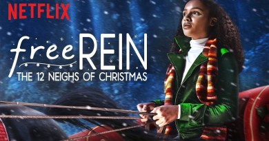 Free Rein: The Twelve Neighs of Christmas Review