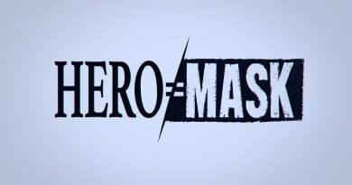 Hero Mask - Anime - Series - Netflix - Review