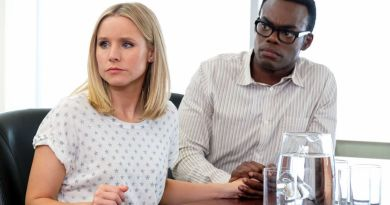 The Good Place Season 3 Episode 11 Chidi Sees the Time-Knife Recap