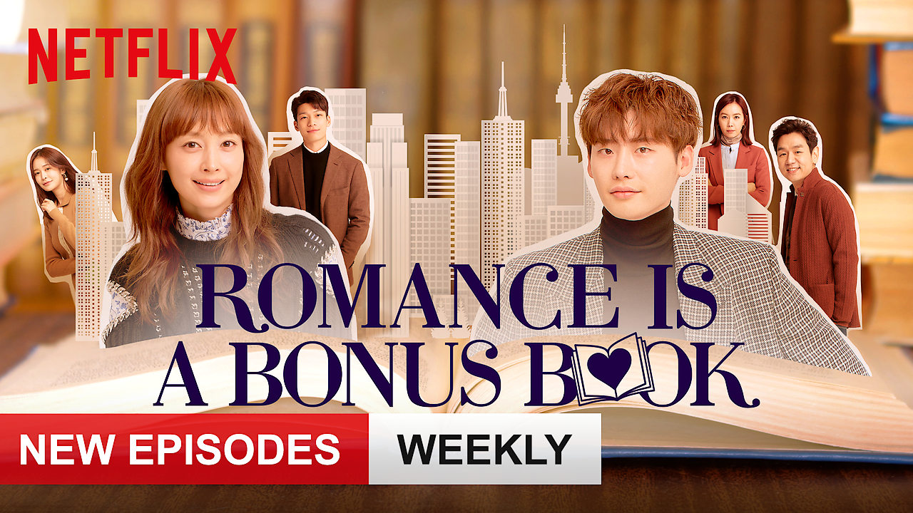 Romance Is a Bonus Book' Episode 1   Netflix TV Recap   RSC
