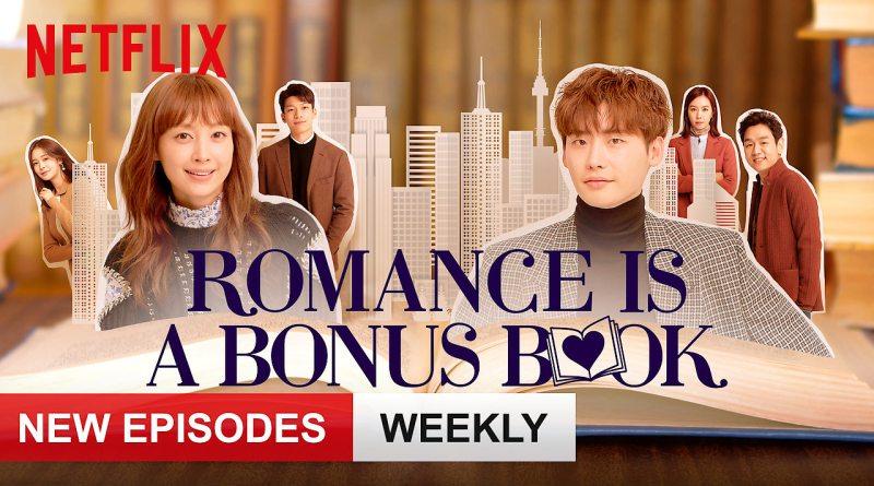 Romance is a bonus book episode 3 recap