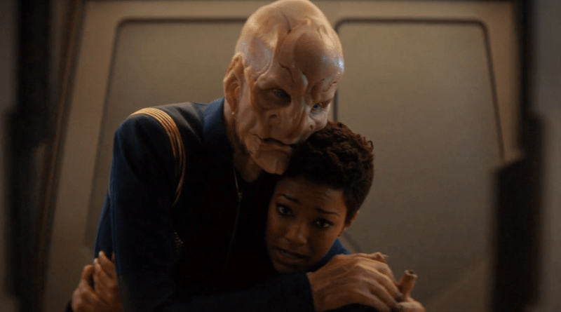 Star Trek Discovery Season 2 Episode 4 An Obol for Charon recap