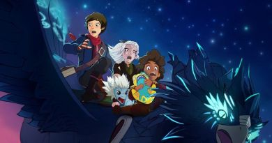 The Dragon Prince Season 2 Netflix Original Series Review