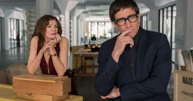 Velvet Buzzsaw Netflix Film Review
