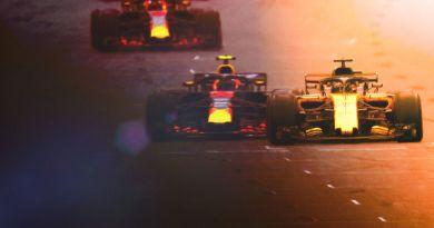 Formula 1: Drive to Survive - Netflix Docuseries