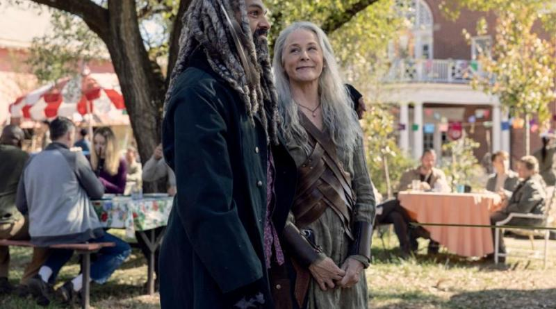 The Walking Dead Season 9 Episode 15 Recap The Calm Before