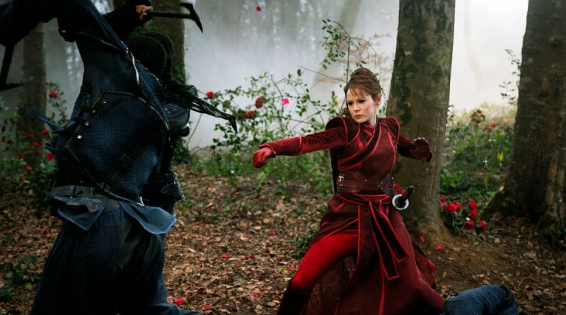 Into the Badlands Season 3 Episode 10 Recap Raven's Feather Phoenix Blood