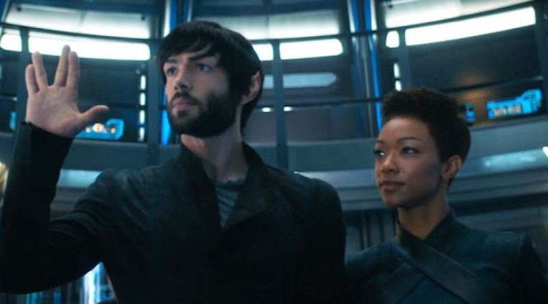 Star Trek Discovery Season 2 Episode 8 Recap If Memory Serves
