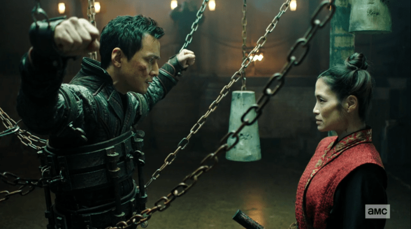 Into the Badlands Season 3 Episode 13 Recap Black Lotus White Rose