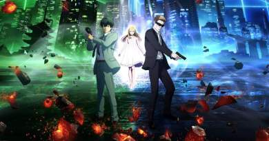 Ingress: The Animation Netflix Anime Series Review