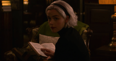 Chapter 12 The Epiphany kicks off Chilling Adventures of Sabrina Part 2