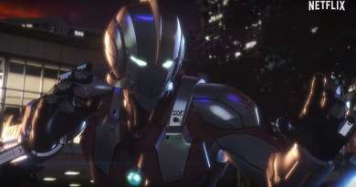 Ultraman Netflix Anime Series Review - Urutoraman