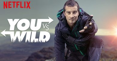 You vs Wild Netflix Interactive Series Review