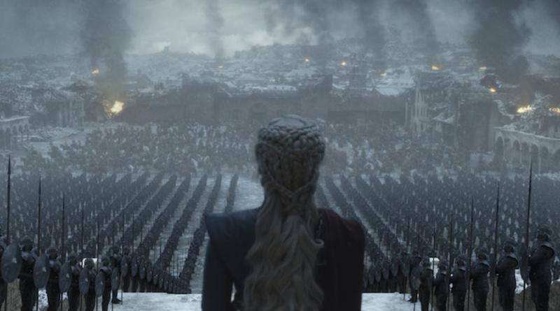 Game of Thrones Season 8 Episode 6 recap The Iron Throne