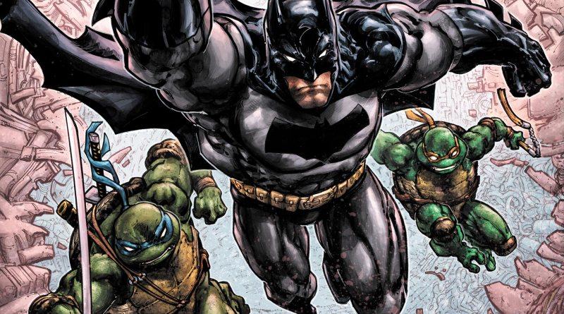 Batman/Teenage Mutant Ninja Turtles III Issue #1 review