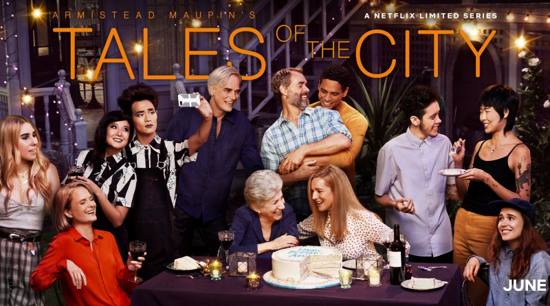 Armistead Maupin's Tales of the City Trailer and Key Art