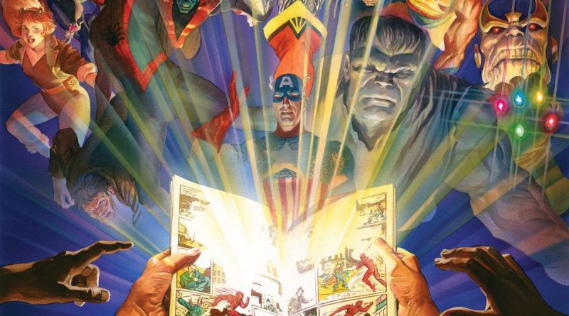 Marvel Previews for August 2019