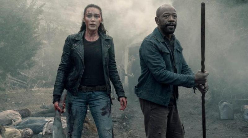 Fear the Walking Dead Season 5 Episode 1 recap Here to Help