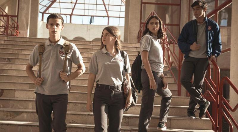 Arabic Netflix Series Jinn Season 1