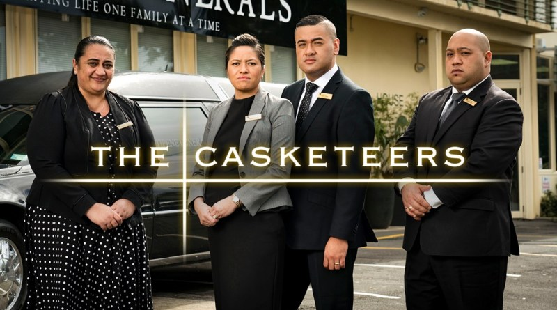The Casketeers Season 2 Netflix Review