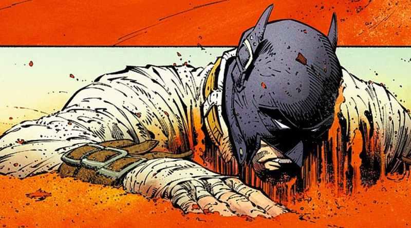 Batman: Last Knight on Earth #1 Review