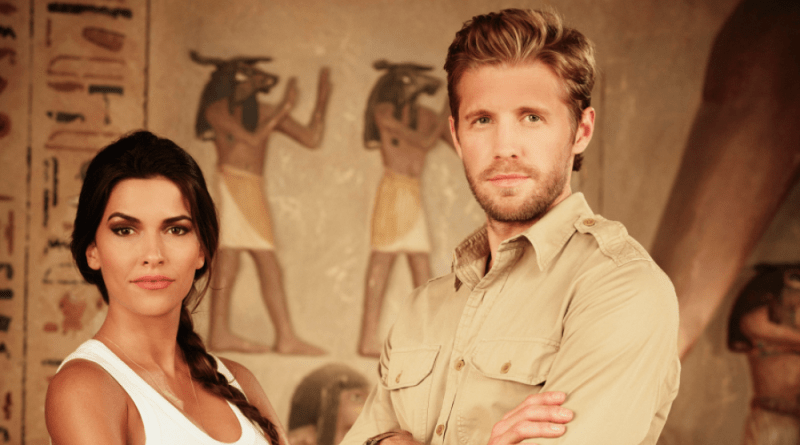 "Blood & Treasure Season 1, Episode 9 recap: ""The Shadow of Projekt Athena"""