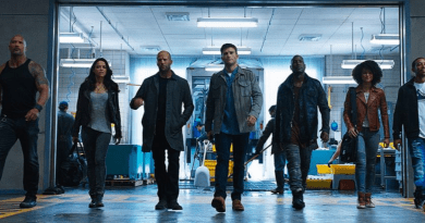 Three Ups and Three Downs in Fast & Furious 8