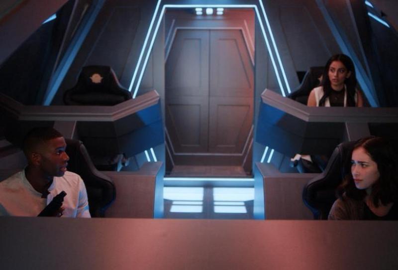 Pandora Season1, Episode 1 recap: