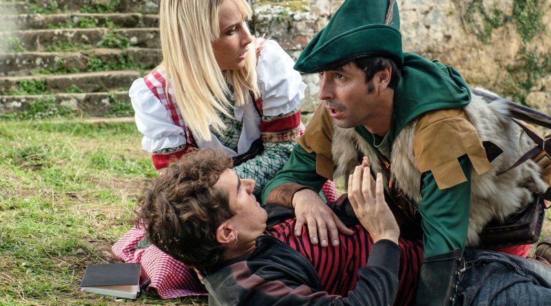 The Little Switzerland (Netflix) review: A fun, odd little film