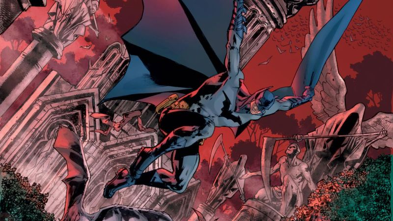 DC Previews for October 2019