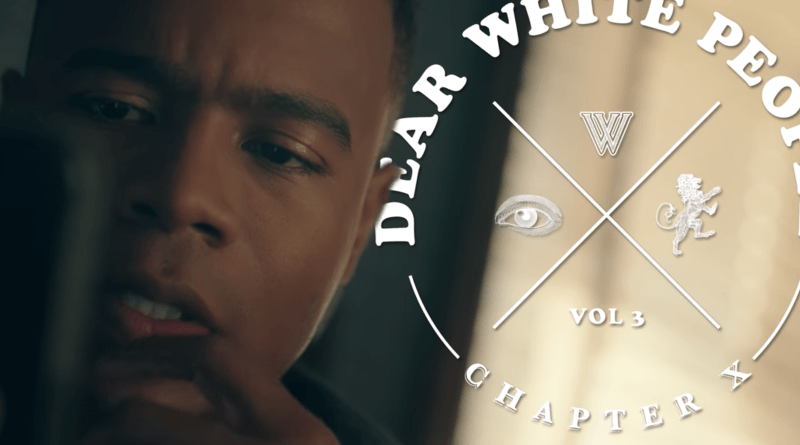 Netflix Series Dear White People Season 3, Episode 10 - the finale