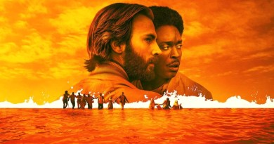 The Red Sea Diving Resort Netflix film review