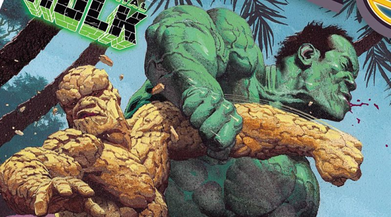 Fantastic Four #12 Review