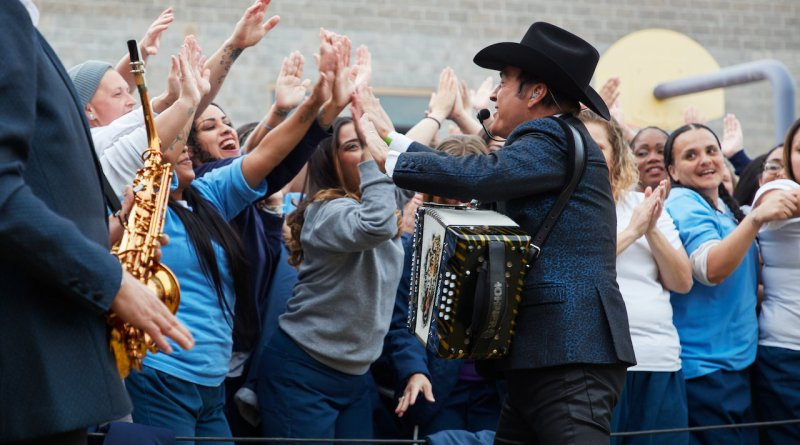 Los Tigres del Norte at Folsom Prison (Netflix) review