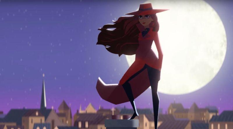 Carmen Sandiego Season 1 recap