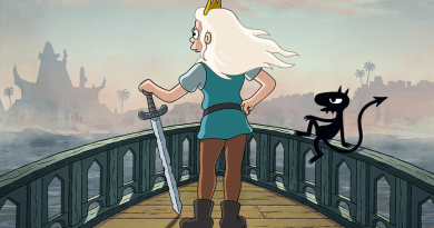 Netflix Series Disenchantment Season 2