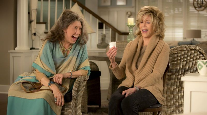 Grace and Frankie will make history for Netflix