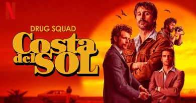 Netflix series Drug Squad: Costa del Sol Season 1